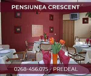 Pensiunea Crescent