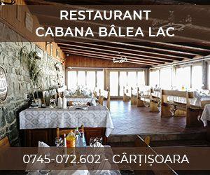 Restaurant Balea Lac