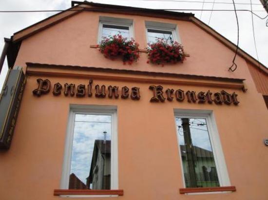 Pensiunea Kronstadt