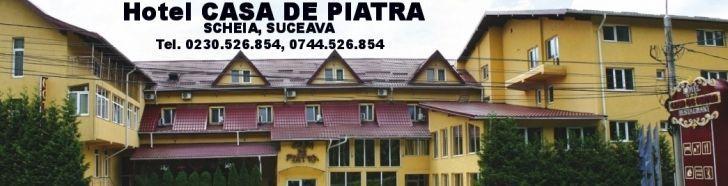Hotel Casa de Piatra