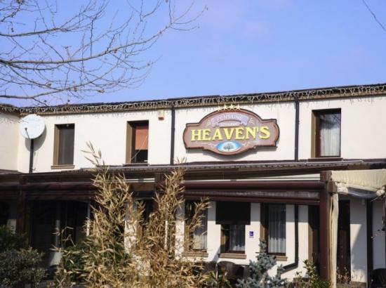 Pensiunea Heaven's