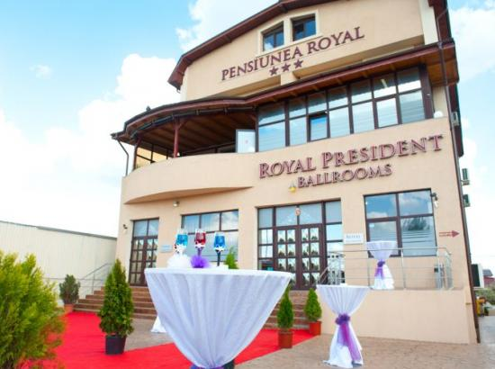 Pensiunea Royal President 1