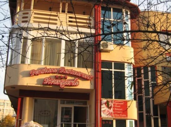 Pensiunea - Restaurant Avangarde