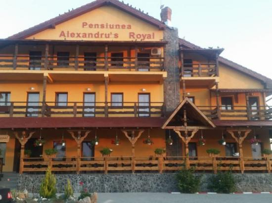 Pensiunea Alexandru's Royal