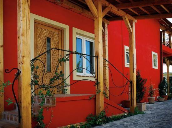 Pensiunea Casa Burgheza