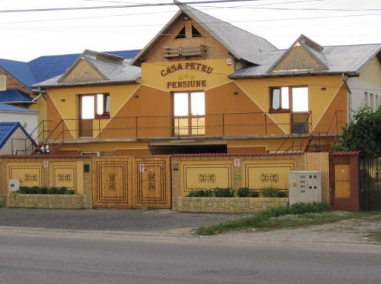 Pensiunea Casa Petru