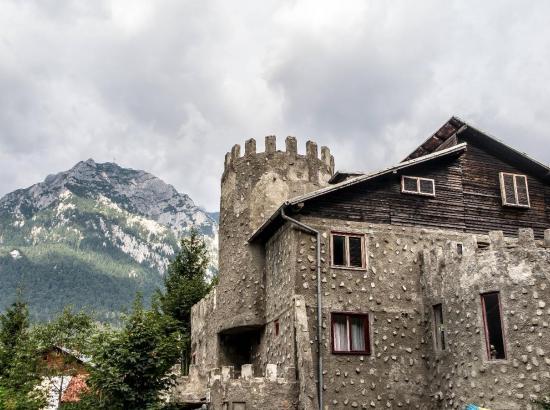 Pensiunea Cetatea Caraiman