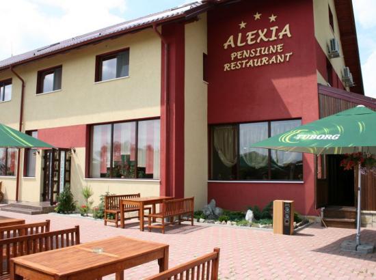Pensiunea Alexia