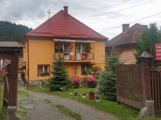 Pensiunea Casa Miklos