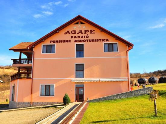 Pensiunea Agape