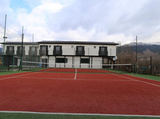 Pensiunea Maximiliyanis Sport