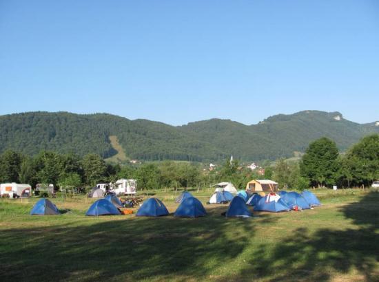 Camping Vampire