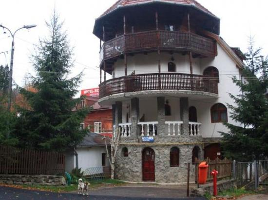 Complex turistic CETATE BALVANYOS