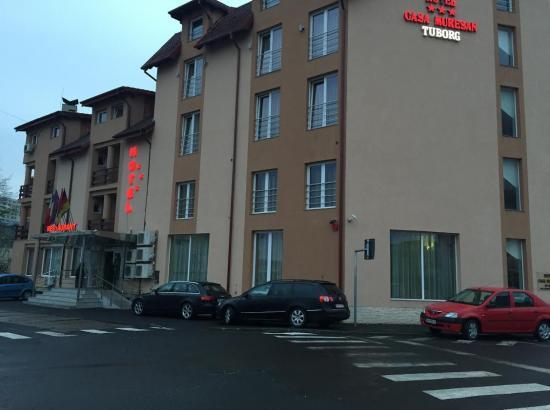 Hotel Casa Muresan